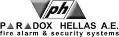 logo paradox hellas