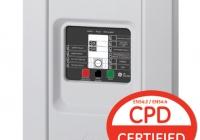 1X-F2-45 * Centrala conventionala cu 2 zone, afisare alarma / defect de zona cu LED, 32 dispozitive mixate pe zona, 2 iesiri monitorizate de sirene, 2 iesiri auxiliare