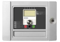 2X-F1-FB2-S-99 * Centrala de incendiu adresabila 1 bucla cu interfata utilizator si control semnalizare pompieri, carcasa mica