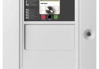 2X-F2-FB2-45 * Centrala de incendiu adresabila 2 bucle cu interfata utilizator si control semnalizare pompieri