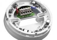 45681-245 * Soclu cu releu comutator pentru detectoarele conventionale din Seria 65