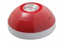 55000-740 * Indicator Luminos si Audio Adresabil de tavan VAD Rosu, sesizabil de la max 15M