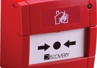 58100-971MAR * Buton adresabil de alarmare cu izolator