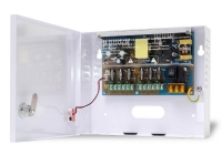 ZTS1205-06F * Sursa de alimentare in comutatie cu cutie metalica, LED pe fiecare canal, DC 12-14V ajustabil, 5A