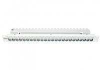 """HSER0240GZ * Patchpanel 19"""" for 24 modules (SFA)(SFB), labeling fields"""