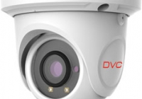 DCN-VF7431 * Camera video IP dome, rezoluție 4Mpx / 20fps, lentilă 2.8mm, H.265, 2 LED cristal IR 10-20 m, carcasă antivandal, 12VDC / PoE, card SD, intrare audio, Onvif, protecție IP66