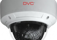 DCN-VV734 * Camera video dome IP, rezoluție 3Mpx / 25 fps, lentilă 2.8 - 12 mm, H. 265, 30 LED-uri IR 20-30 m, carcasă antivandal IK10, alimentare 12VDC / PoE, SD, cu audio, Onvif, protecție IP66