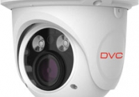 DCN-VV3244 * Camera video IP dome, rezoluție 2Mpx / 25fps, Aptina AR0330 + Hi3516D, lentilă fixa 3.6 mm, H.264, ICR, LED-uri IR 30 m,  12VDC/PoE, intrare audio, Onvif
