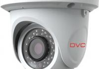 """DCA-VF742 * Cameră video dome AHD, rezoluție 4Mpx, CMOS Omnivision 1/3 """", lentilă 3.6mm, sensibilitate 0.1Lux@F1.2, 30 IR LED, distanță IR 10-20m, carcasă antivandal, alimentare 12VDC, IP66, control prin cablu coaxial (CoC)"""