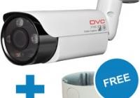 DCA-BV5241A * Cameră video AHD compacta pentru exterior, rezoluție 1080p, lentilă motorizată 2.8-12 mm