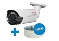 DCA-BV5242 * Cameră video AHD compacta pentru exterior, rezoluție 1080p, lentilă 2.8-12 mm