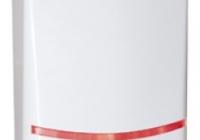 BLADE 01/S R * Sirena de exterior autoalimentata cu flash rosu