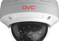 DCN-VF781 * Antivandal dome IP video camera, 5Mpx/25fps, Sony Exmor IMX178 + HI3516A, varifocal lens 3.6 - 10 mm, H.265, ICR, IR LED range up to 20-30 m, 12VDC/PoE, SD card, audio in, Onvif