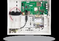 JA-100K * Unitate centrala de baza gama JA100 cu un comunicator LAN incorporat