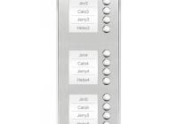 EP-608-S12 * Panou de extensie pentru 12 apartamente