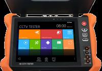 "T9-MOVTADHS * Tester CCTV 8"" Touch Screen- RETINA - TVI/CViIAHD/CVBS/IP- 8MP- MULTIMETRU- OPM- VFL- TDR"