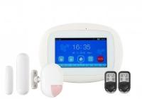 KR-K5 * Kit alarma wireless, comunicatie WIFI si WCDMA( 2G, 3G), 99 zone