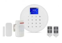 KR-W17 * Kit alarma wireless, comunicatie GSM, WIFI
