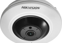 DS-2CD2942F-I * 4MP Compact Fisheye Network Camera