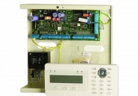 ATS1000A-IP-SM * KIT centrala ATS1000A-IP+ tastatura ATS1135: 8 - 32 zone, 4 partitii, control acces 8 usi, 200 evenimente, 50 utilizatori, 7 DGP