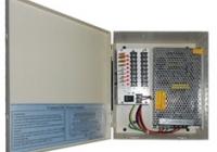 DAN-3138 * Sursă de alimentare centralizată pentru 8 camere cu ieșiri 12V DC / 13 A / 8 iesiri