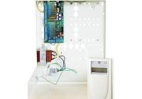 ATS3500A-IP-MM * Centrala avansata cu interfata IP pe placa 8 - 128 zones, 8 partitii, 200 utilizatori, control acces 8 usi standard - 48 usi inteligente, carcasa medie, EN50131 grade 3, conexiune Cloud Ultrasync
