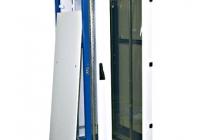 DSZ426020 * Dulap cablare structurata 42UV 600x1200mm demontabil