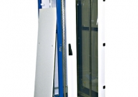 DSZ428010 * Dulap cablare structurata 42UV 800x1000mm demontabil