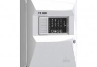 FS4000-4 * Centrala de incendiu conventionala - 4 zone