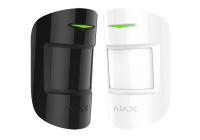 AJAX MotionProtect * Detector wireless PIR cu imunitate la animalele de companie pana la 20 kg