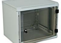 "DW126040 * Dulap cablare structurată MONOBLOCK 19"" 12U 600x400mm"