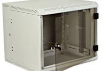 "DW09605D * Dulap cablare structurată DUALBLOCK 19"" 9U 600x500mm"