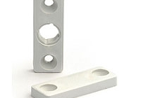 KSI5CLR-AL.00W * Magnet de neodium cu adaptor pentru usile de aluminiu si PVC