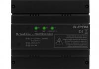 PSU.VDR02.ELG04 * Sursa de alimentare audio pentru videointerfon si interfon