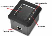 RD4500R * Modul scaner coduri de bare 1D/2D