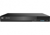 DRN-3816RP * NVR stand-alone 16 canale, suportă camere IP DVC 5Mpx / 4Mpx / 3Mpx / 1080p DVC, 1 x HDD, quadplex, compresie H.264 / H.265