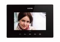 VTE.7S902.ELB04 * Monitor videointerfon Touch Line Extra, Ecran LCD 7'', 4 fire, Memorie 100 fotografii, Negru