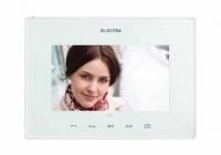 VTE.7S902.ELW04 * Monitor videointerfon Touch Line Extra, Ecran LCD 7'', 4 fire, Memorie 100 fotografii, Alb