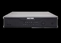 NVR304-32EP-B * NVR 4K, 32 canale 12MP + 16 porturi PoE