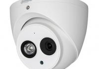 HAC-HDW1400EM-A * Cameră HDCVI 4Megapixeli dome de exterior cu IR