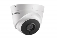 DS-2CD1323G0-I * Camera IP dome de exterior Hikvision rezolutie 2MP H.265/H.264 0.01 lux DWDR IR 30 m lentila 2.8 mm 12VDC/PoE 5W