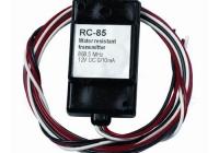 RC-85 * Modul instalat pe autovehicule