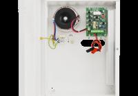 AWZ300 * Sursa de alimentare liniara 12V/3A, cu backup in cabinet metalic