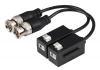 PFM800-4K * Balun pasiv dedicat HDCVI 4K [SET 2BUC]