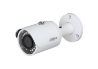 HAC-HFW2401S * Camera de supraveghere, HD-CVI, Bullet, 4MP, 3.6mm, 18 LED, IR 30m, WDR 120dB, Rating IP67, Carcasa aluminiu