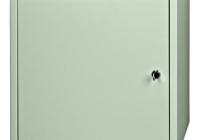 HSATG442M * Cutie oţel, contr.perf., L400xH400xA200mm, închidere în 3 pct.
