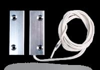 SA-204 * Contact magnetic metalic pentru aplicatii industriale si pentru usi metalice, cablul este protejat