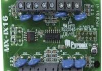 MX-IX 16 * MODUL DE EXTENSIE CU 16 ZONE
