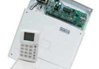 MATRIX 424-LCD * CENTRALA ALARMA ANTIEFRACTIE