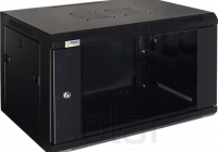 RW664GD * RACK cabinet, wall mounted, fully assembled 6U/600x450